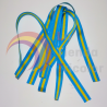 Pulsera Bandera Asturias - Cinta 12 mm
