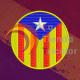 Parche Bandera Estelada Circular