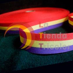 Cinta Bandera Republica