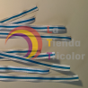 Pulsera Bandera Galicia - Cinta 10 mm