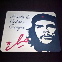 """Alfombrilla de Ratón - Ernesto """"Che"""" Guevara - Hasta la Victoria siempre"""